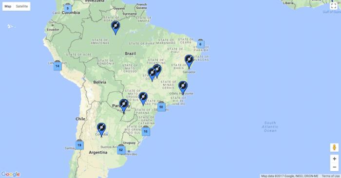 Sud America (VinylHub)