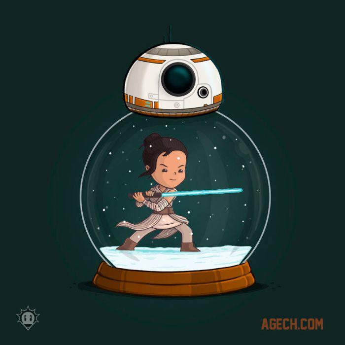 Snow BB-Ball (agech.com)
