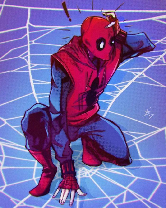 Spider-Man (Oli Fux)