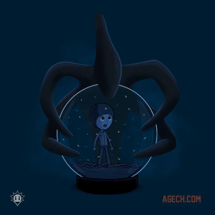 Stranger Snow Ball (agech.com)
