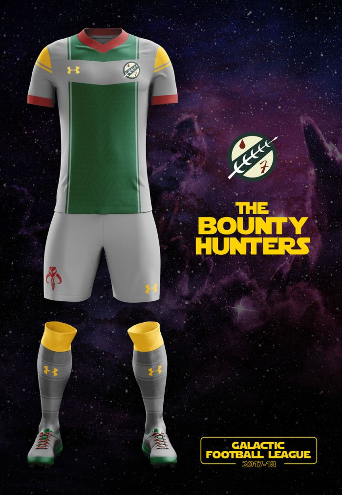 The Bounty Hunters (Philip Slattery)