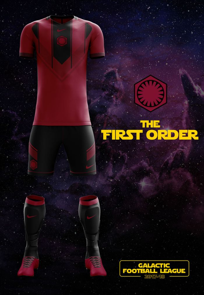 The First Order (Philip Slattery)