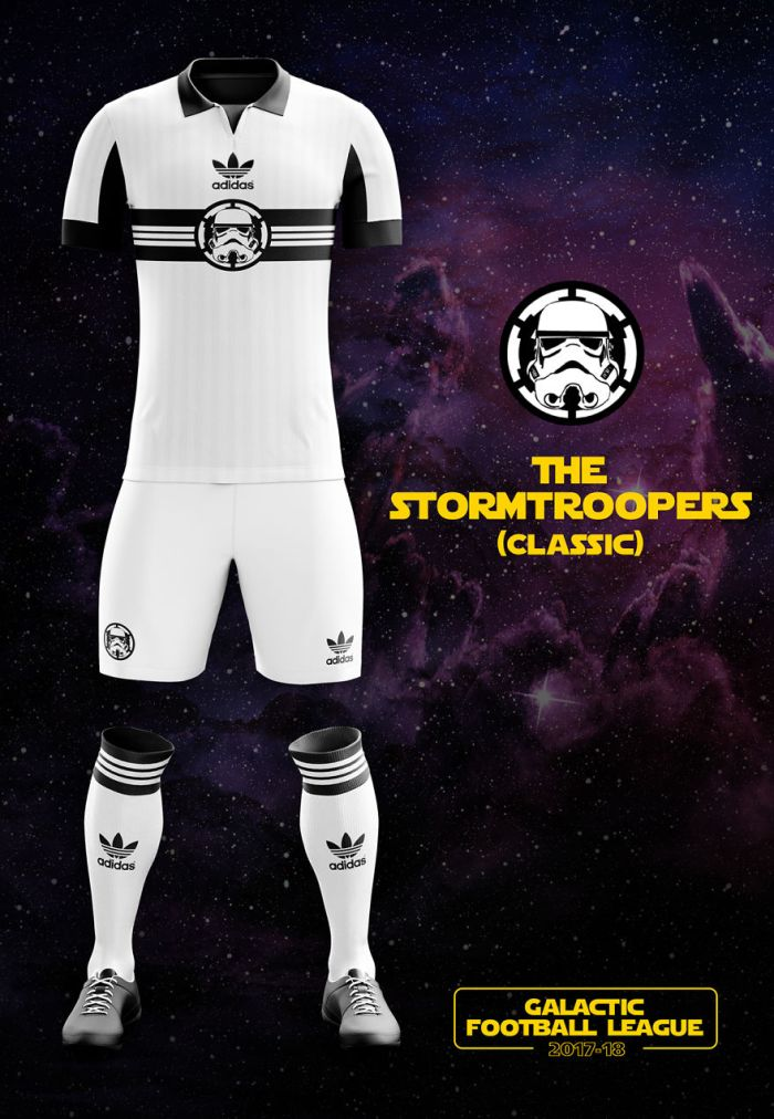 The Stormtroopers (Philip Slattery)