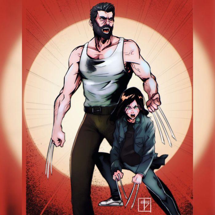 Wolverine (Oli Fux)