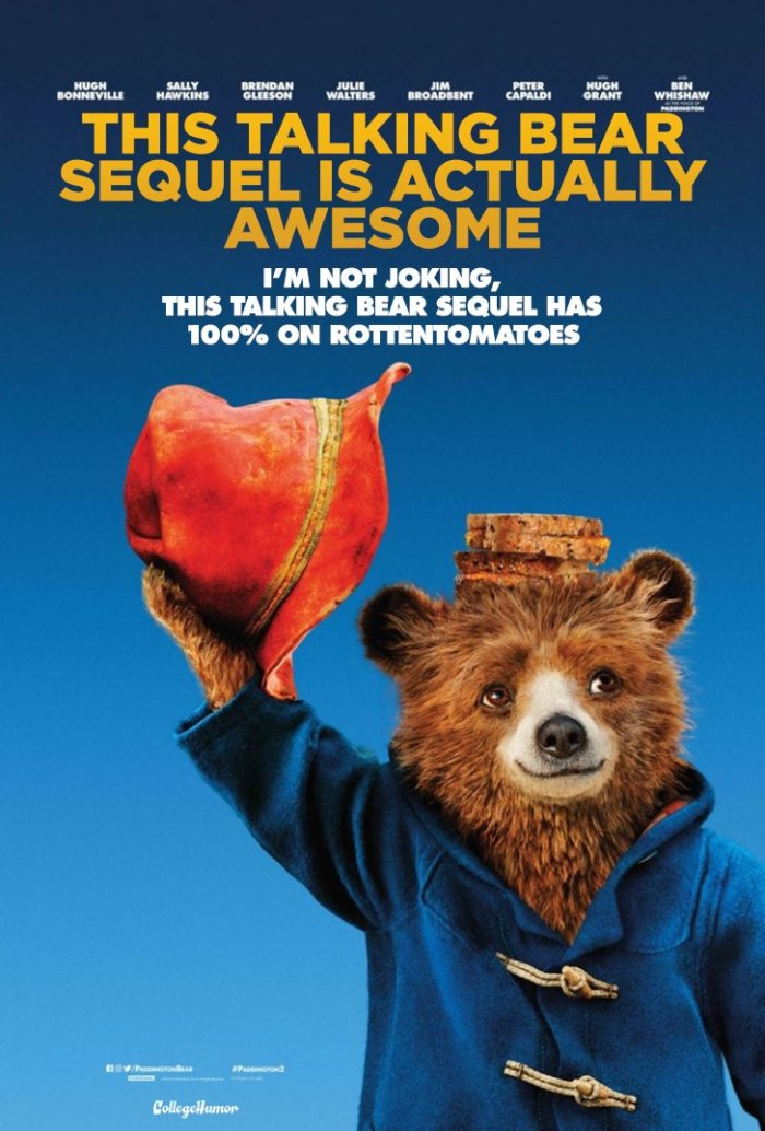 Paddington 2 (CollegeHumor)