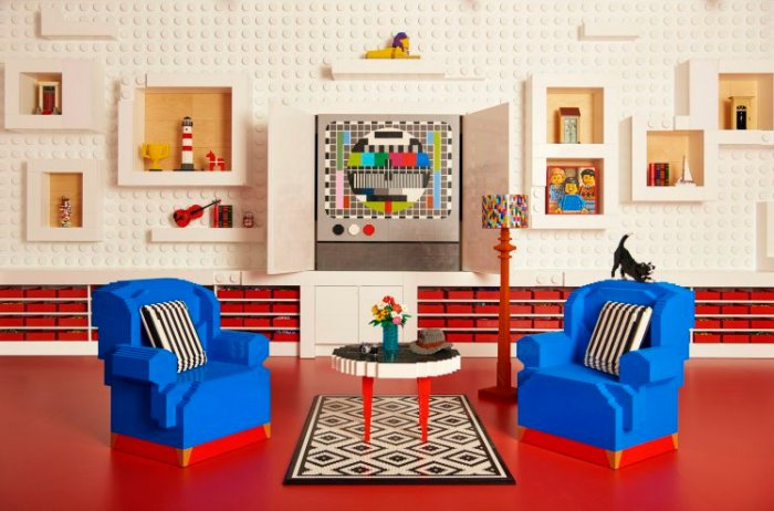 LEGO House (Airbnb)