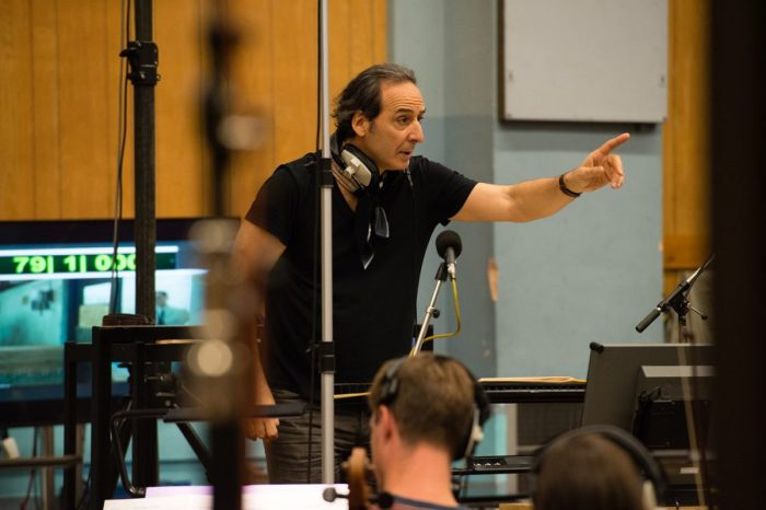 Alexandre Desplat (Alex Bailey)