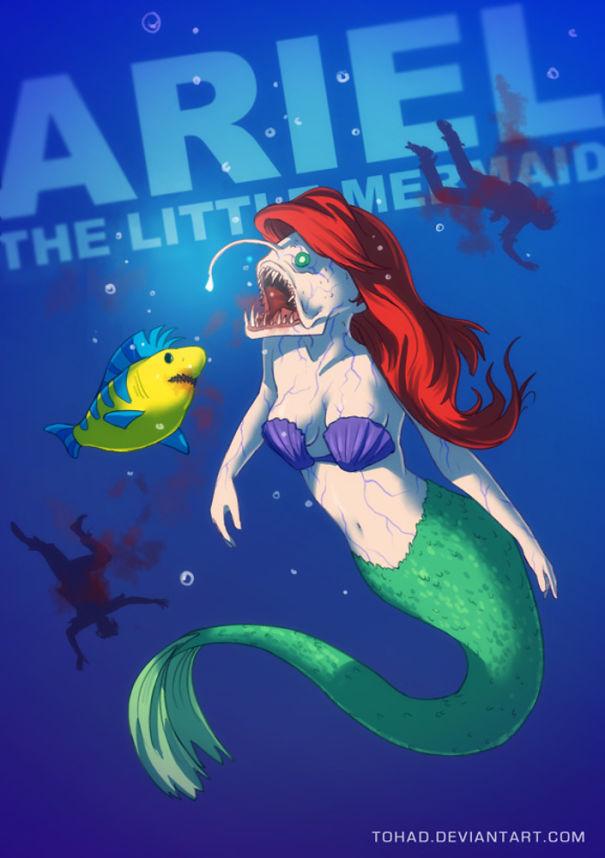 Ariel (Tohad Deviantart)