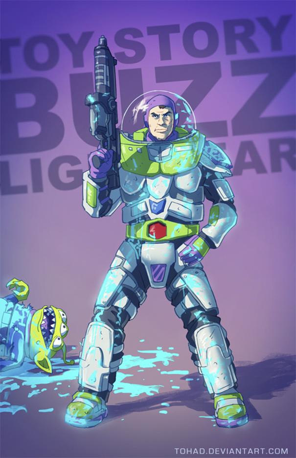 Buzz (Tohad Deviantart)