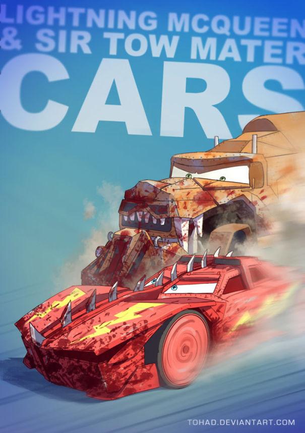 Cars (Tohad Deviantart)
