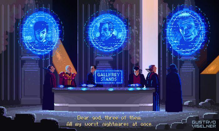 Doctor Who (Gustavo Viselner)