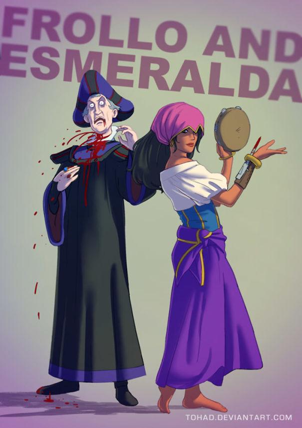 Esmeralda (Tohad Deviantart)