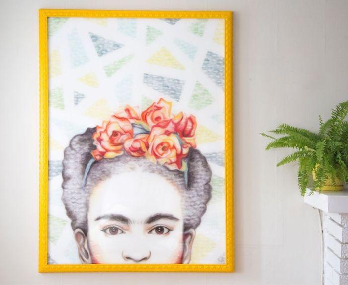 Frida Kahlo (Lipstick Lex)