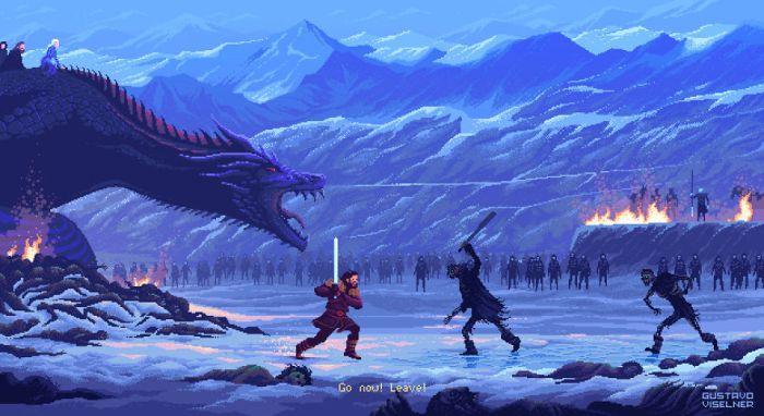 Game of Thrones (Gustavo Viselner)
