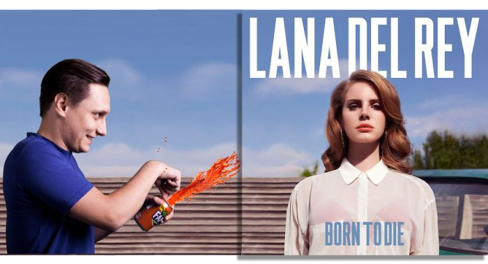 Lana Del Rey/Born to Die - 2012 (Igor Lipchanskiy)