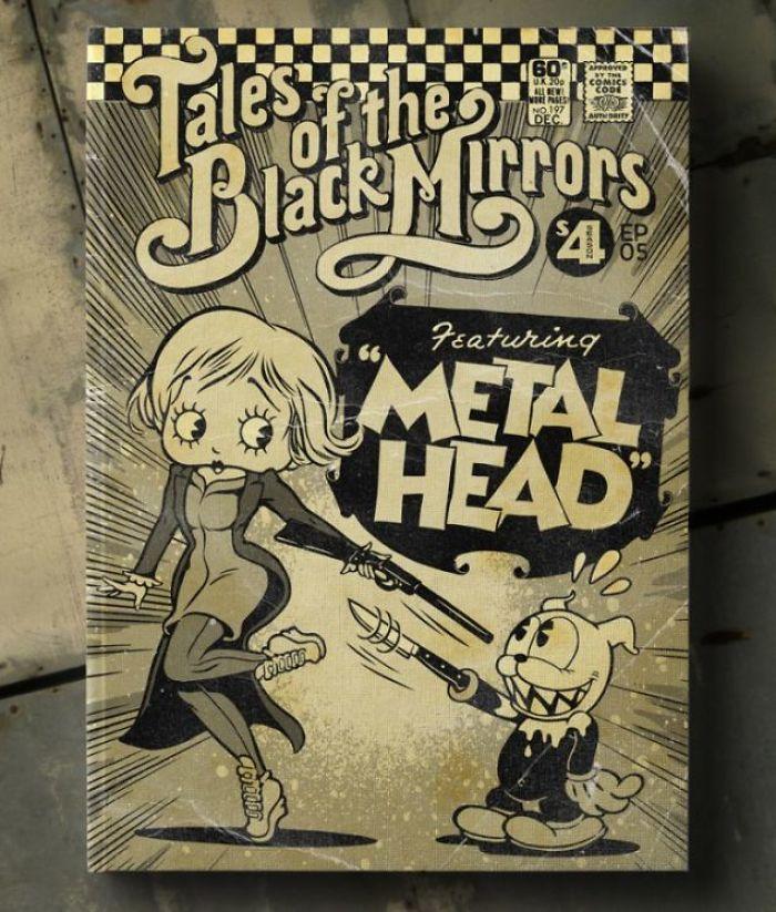 Metalhead (Butcher Billy)