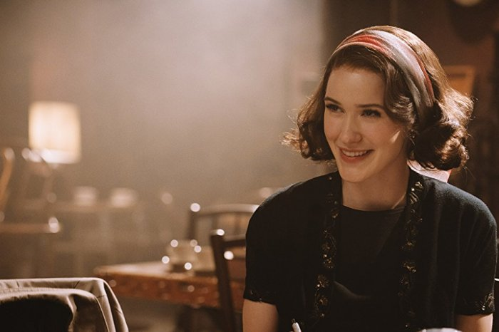 Rachel Brosnahan (The Marvelous Mrs. Maisel)