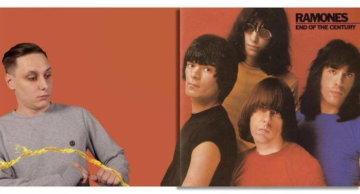 Ramones/End of Century - 1980 (Igor Lipchanskiy)