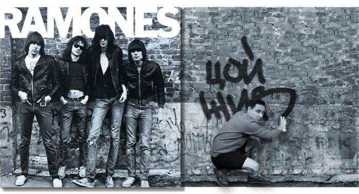 Ramones/Ramones - 1976 (Igor Lipchanskiy)
