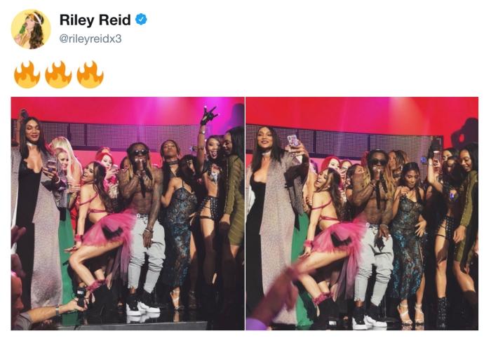 Riley Reid/Twitter