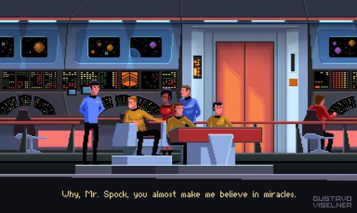 Star Trek (Gustavo Viselner)