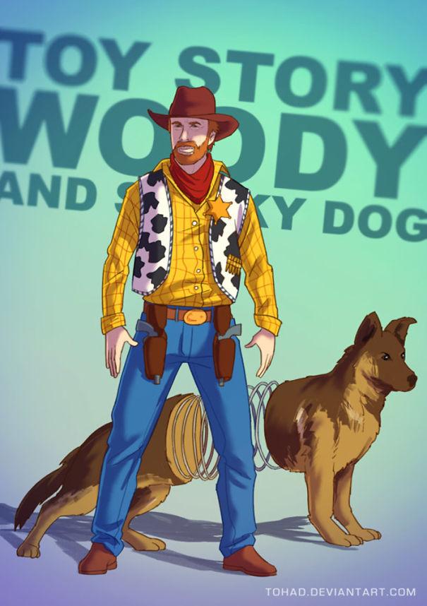Toy Story (Tohad Deviantart)