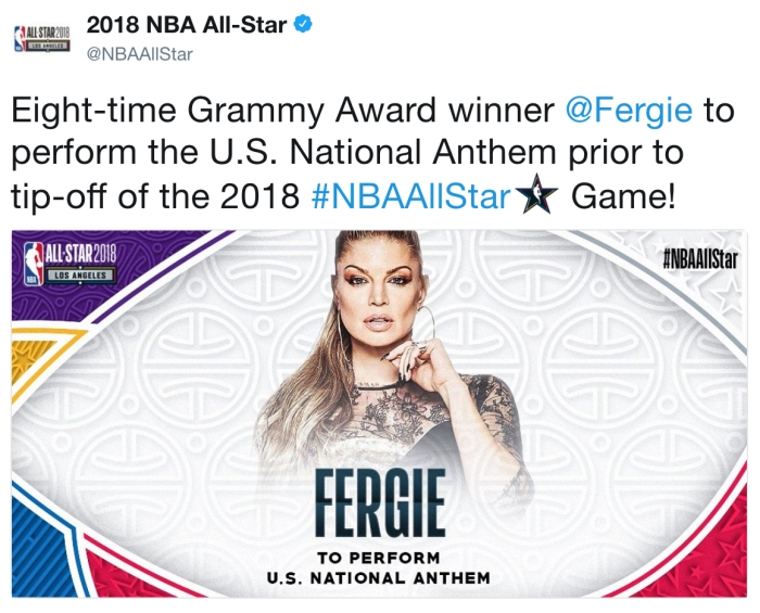 2018 NBA All-Star/Twitter