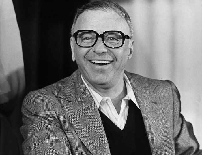 Frank Sinatra, 1980 (Brad Elterman)
