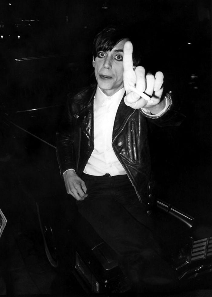 Iggy Pop, 1980 (Brad Elterman)