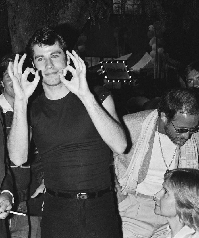 John Travolta, 1978 (Brad Elterman)
