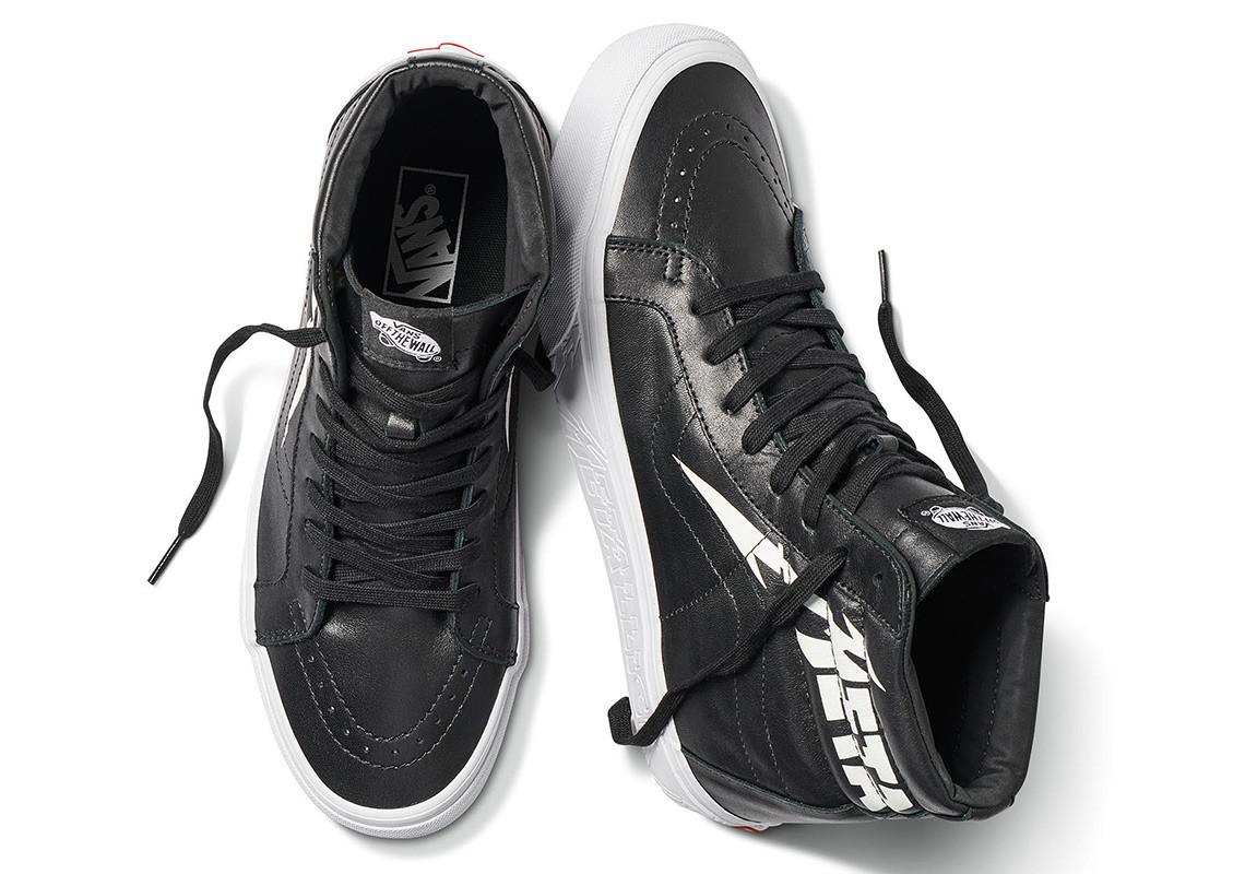 vans metallica scarpe ca