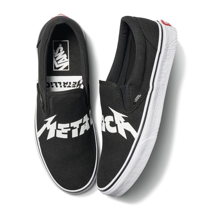 Metallica/Vans