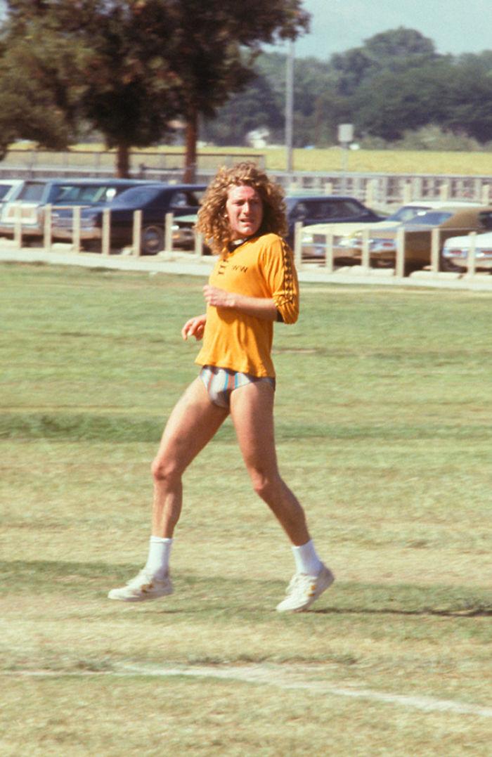 Robert Plant, 1978 (Brad Elterman)