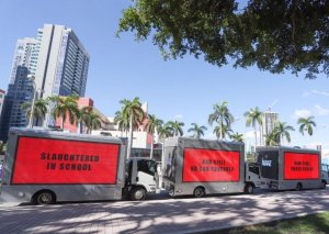 Three Billboards Outside Miami (AVAAZ)