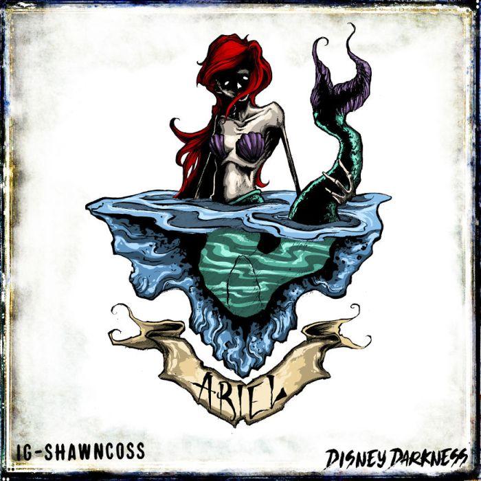 Ariel (Shawn Coss/Disney Darkness)