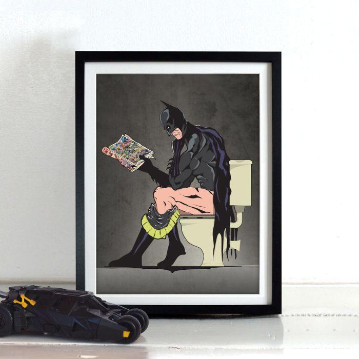 Batman (Etsy)