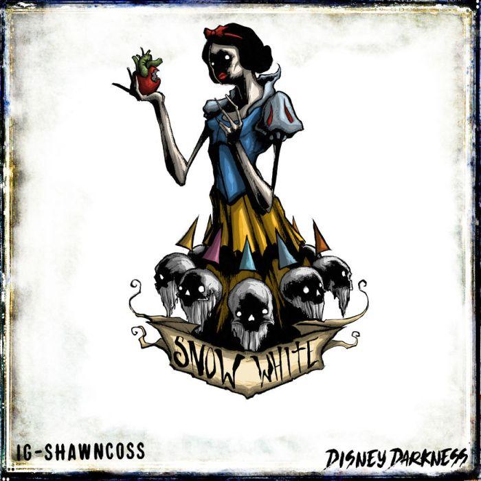 Biancaneve (Shawn Coss/Disney Darkness)