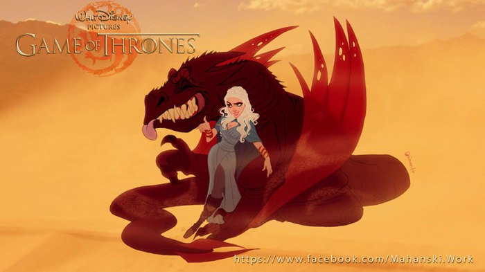 Daenerys Targaryen (Combo Estudio)