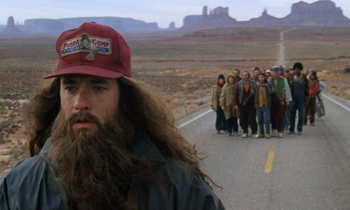Forrest Gump (Paramount Pictures)