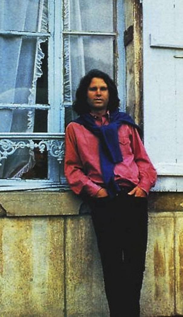 Jim Morrison (Alan Ronay)