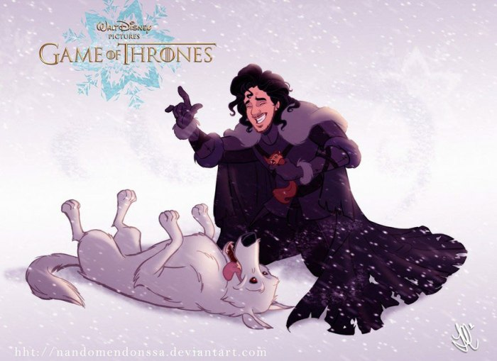 Jon Snow (Combo Estudio)