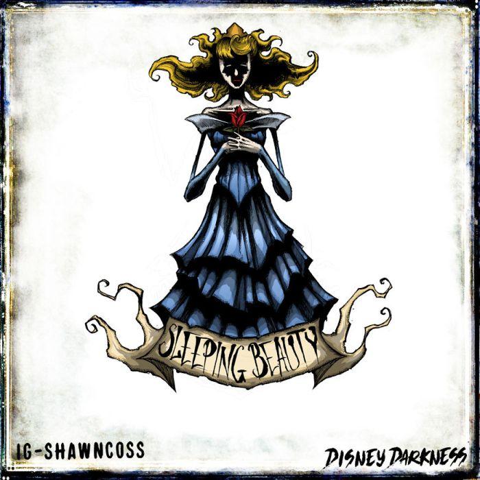 La bella addormentata (Shawn Coss/Disney Darkness)