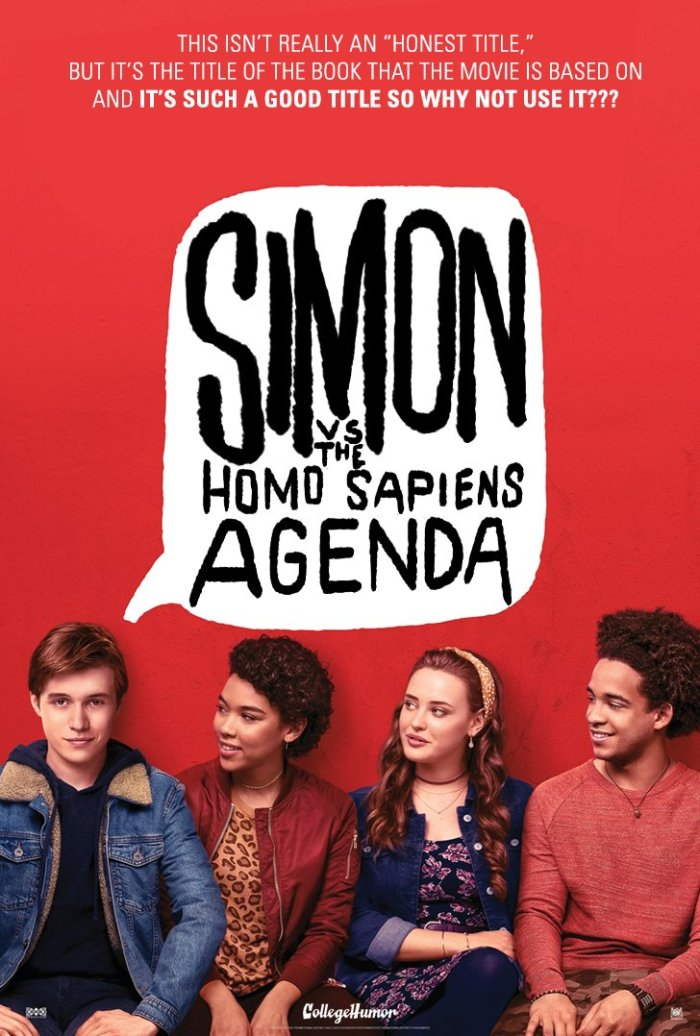 Love, Simon (CollegeHumor)