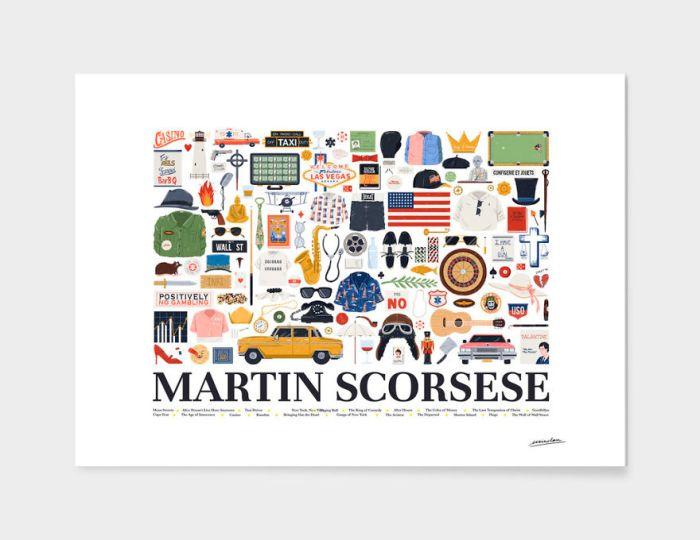 Martin Scorsese (Curioos)