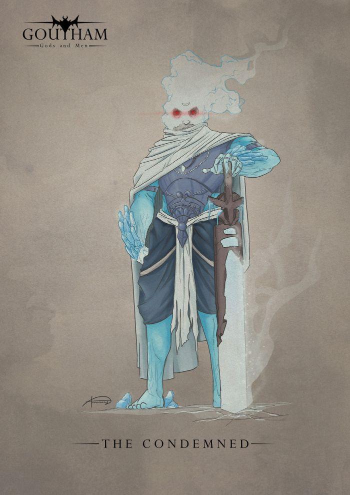 Mr. Freeze (Anurag Halder)