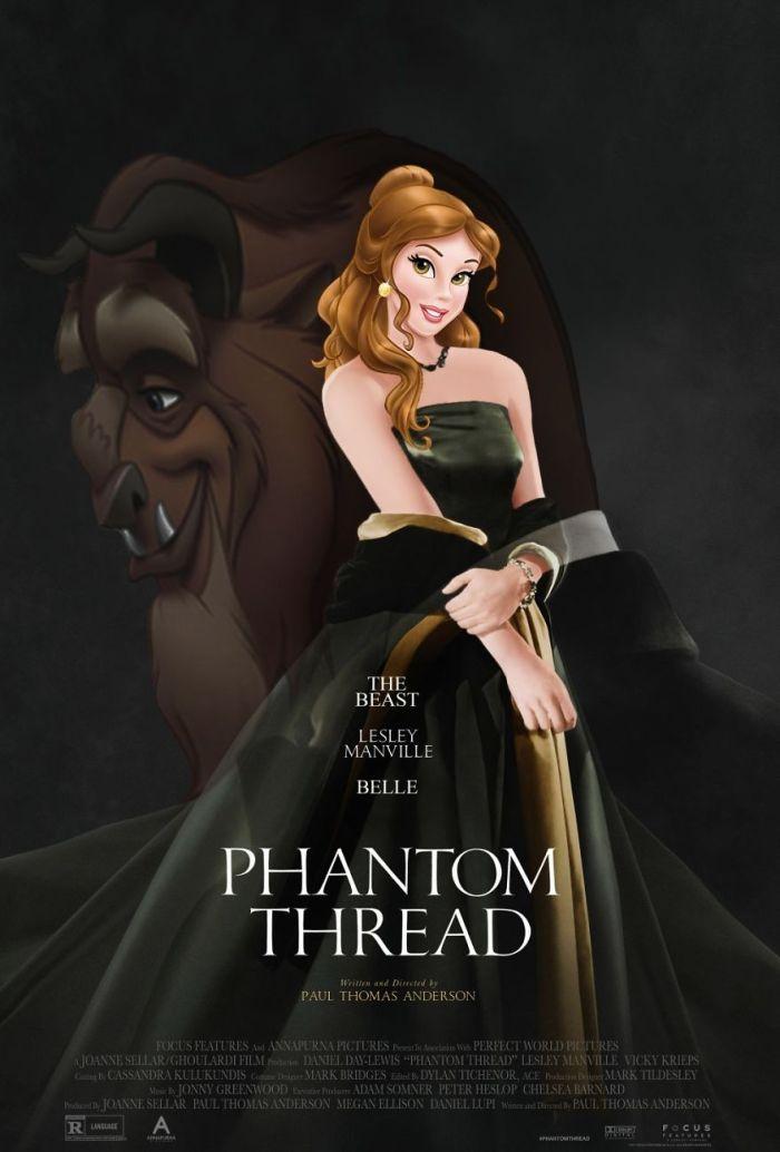 Phantom Thread/La Bella e la Bestia (Gregory Masouras)