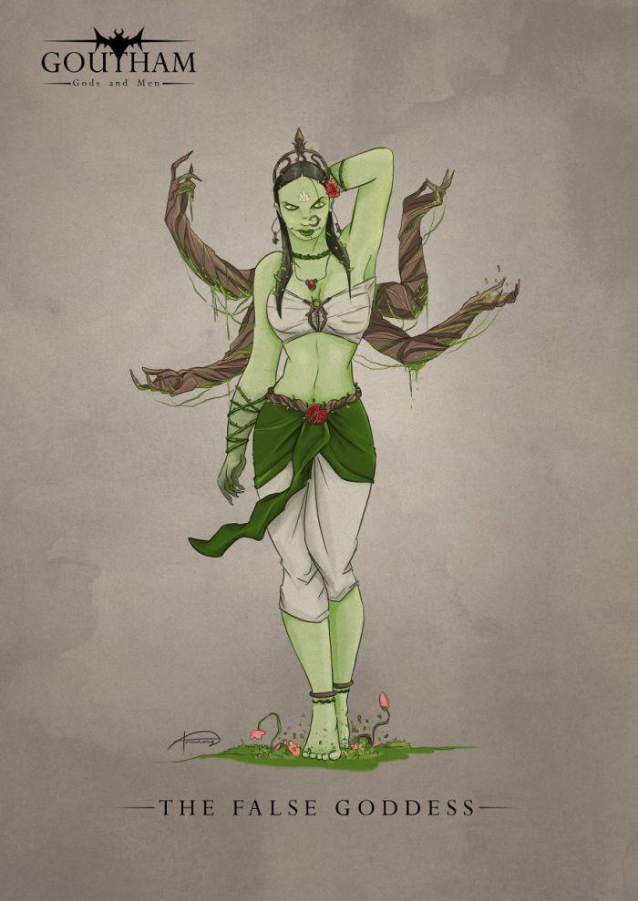 Poison Ivy (Anurag Halder)