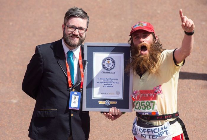 Rob Pope (Guinness World Record)