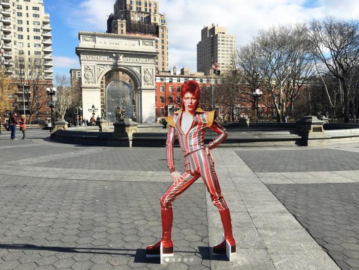 Downtown Manhattan (Brooklyn Museum/Instagram)