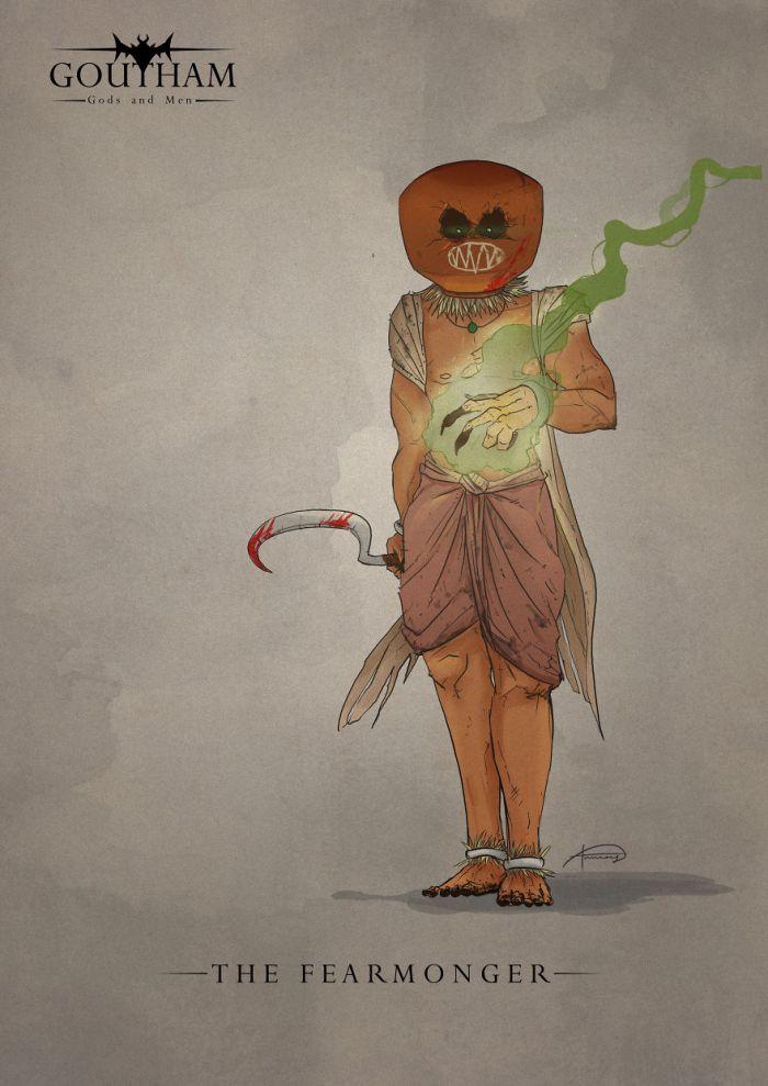 Spaventapasseri (Anurag Halder)
